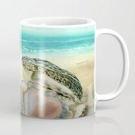 Heart of Pearl Coffee Mug