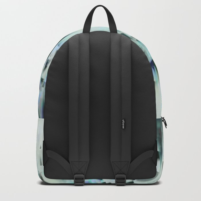 White Landscape / Snow Backpack