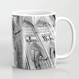 York Minster Art Sketch Coffee Mug
