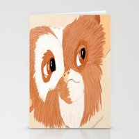 gizmo Stationery Cards featuring Gizmo by ItalianRicanArt