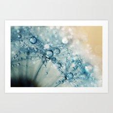 Ocean Spray Dandy Art Print