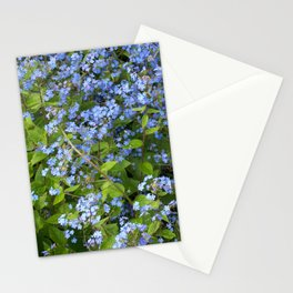 Forget-me-not! Stationery Cards