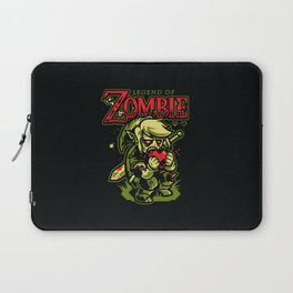 Legend of Zombie Laptop Sleeve