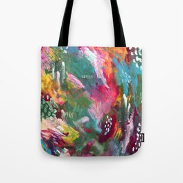 Pull me out of darkness Tote Bag