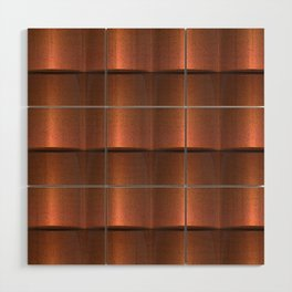copper work Wood Wall Art