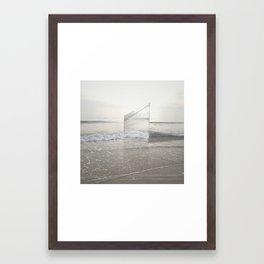 memory malfunction Framed Art Print