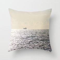 Journey to Horizon 2.0 Throw Pillow