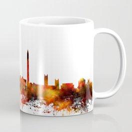 Washington DC Skyline Coffee Mug