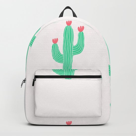 Cactus bloom Backpack