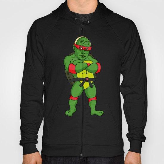 Teenage Putin Ninja Turtle Hoody