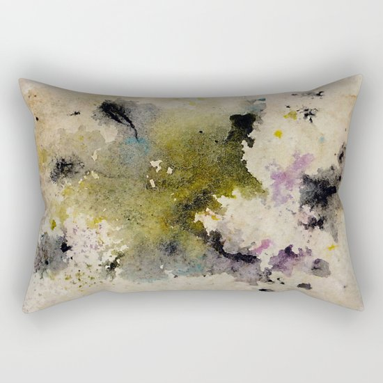 land of milk and honey Rectangular Pillow