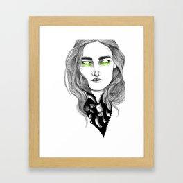 Jacquelyn Framed Art Print