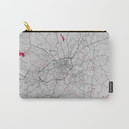 FanMap   NCAA UGA #08 Carry-All Pouch
