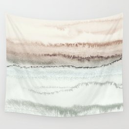 WITHIN THE TIDES NATURAL THREE by Monika Strigel Wall Tapestry