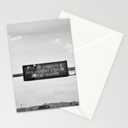 Drive Aware Stationery Cards