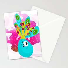 Fortune Feather Teller Stationery Cards