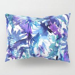 Vibe of the JUNGLE  {B-Blue} Pillow Sham