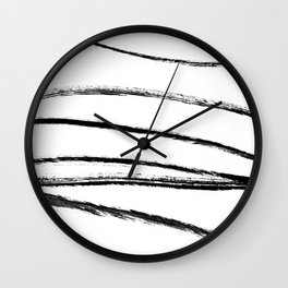 My mind is a mess. Wall Clock