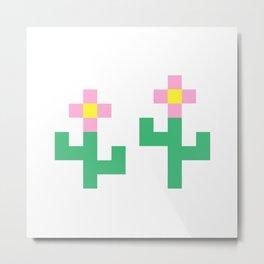 Ai fiori Metal Print