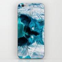 matrix iPhone & iPod Skins featuring Matrix by Travis Hess