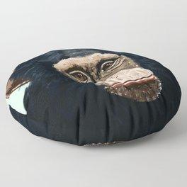 Chimpanzee Floor Pillow
