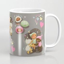 Mochi Babies Coffee Mug