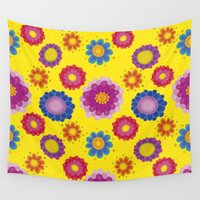 ukraine Wall Tapestries featuring Sunny Ukraine by rusanovska