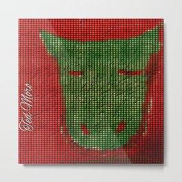 pIxal Dragon Metal Print