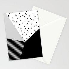 Geometry Blocks 10 Stationery Cards