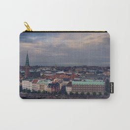 Copenhagen Skyline Carry-All Pouch