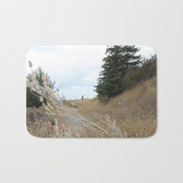 Overcome Your Fears Bath Mat