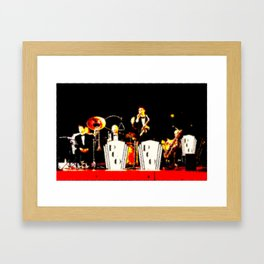 Cotton Club Crooners Framed Art Print