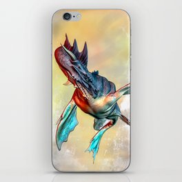 Nessie iPhone Skin
