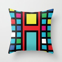 CATHEDRAL N.1 Throw Pillow