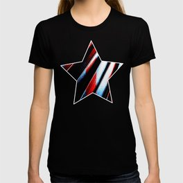 Patriotic Red White And Blue #society6 #colors T-shirt