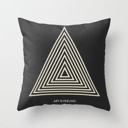 ReyStudios Monochromatic 2 Throw Pillow