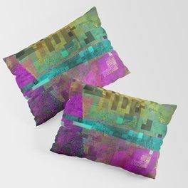 digital culture 1 Pillow Sham