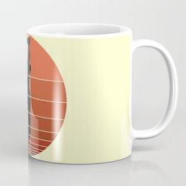 Ninja Sun Coffee Mug
