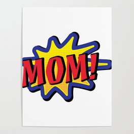 Best Dear Mother Of The World Mother's Day Gift Poster