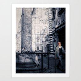 Bourgeoisie and Liberty Art Print