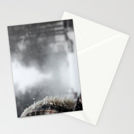 First Snowstorm Stationery Cards