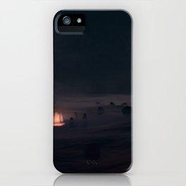 Desert Gateway iPhone Case