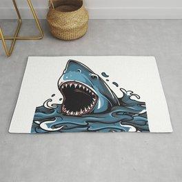 Shark Rug