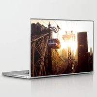 hook Laptop & iPad Skins featuring Hook, Line & Sinker by Phil Provencio