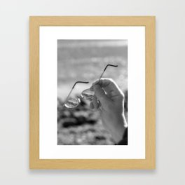 Better to See With Framed Art Print