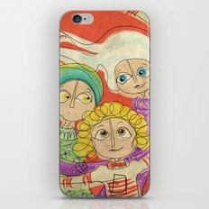 Us iPhone & iPod Skin