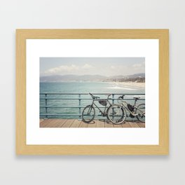 La Vida California Framed Art Print