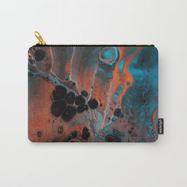 Copper Ocean Carry-All Pouch