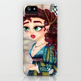 Vittoria iPhone Case