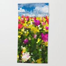 Spring Dreams Beach Towel
